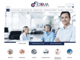 FIDOMA : banque & assurances