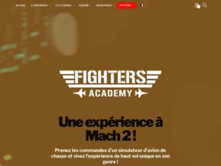 Détails : Simulateur avion de chasse avec Fighters Academy