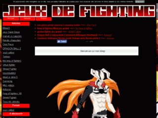 Jeux de fighting
