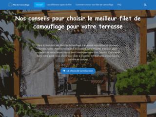 Détails : Guide d'achat pour bien choisir vos filets de camouflage pour terrasse