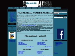 Détails : Film musical