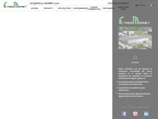 Détails : Filtration industrielle : Filtres Monnet