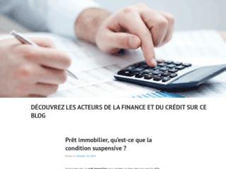 Prêt et finance : l'actualité décortiquée régulièrement