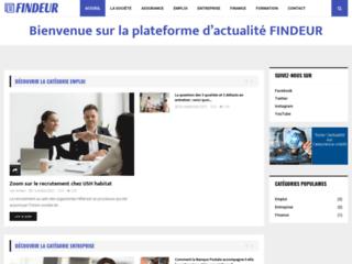 Détails : Findeur: Trouver un auto entrepreneur
