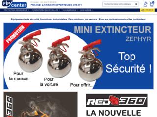 Détails : FIP CENTER, votre e-boutique d'EPI et de fournitures industrielles