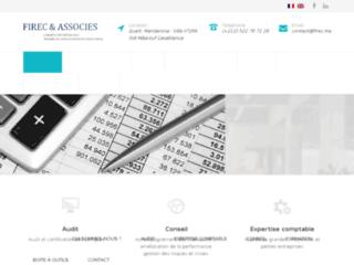 Détails : Firec : Cabinet expert-comptable Maroc