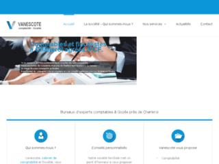 Cabinet d'expertise comptable Vanescote à Charleroi