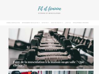 Détails : Des conseils de musculation et de fitness