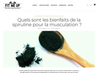 Fitmeup, blog d'un couple passionné de sport