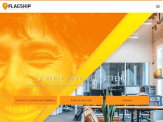 Flagship.fr, spécialiste de l'immobilier commercial