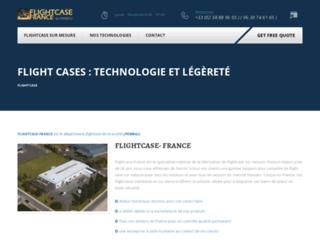 Entreprise de conception et de fabrication des flightcases