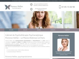 Détails : Florence Hellier, cabinet de psychothérapie parentale au Plessis-Robinson