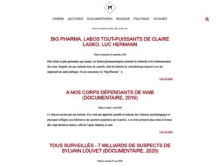 Détails : Blog culture,  musique, concerts, cinéma, politique et lectures