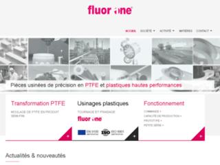 Pièces usinées de précision en PTFE et plastiques hautes performances, Fluor-One