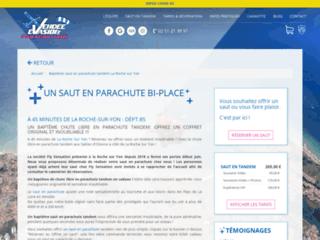 ClubParachutisteVendéen C'est Flysensation Now