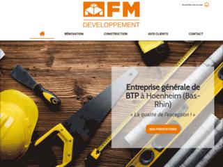 FM Développement, société de BTS en Alsace