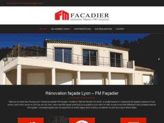 Rénovation facade lyon
