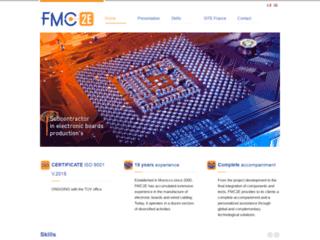 Détails : FMC2E, sous-traitant électronique à Casablanca