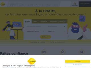 Détails : Fnaim 69 : réseau d'agences immobilières dans le Rhône