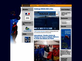Détails : FNPSA : Le site de la chasse sous-marine