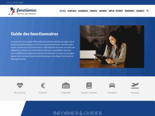 Fonctionea : le site d'information pour tous les fonctionnaires