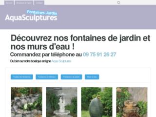 Fontaine déco