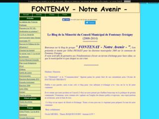 FONTENAY - Notre Avenir -