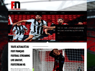Actu Foot avec Football Streaming Club