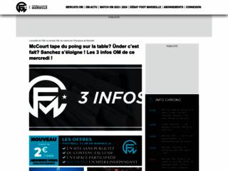 Détails : Football Club de Marseille