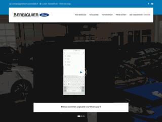 Détails : Berbiguier FORD : votre concessionnaire Ford à Cavaillon