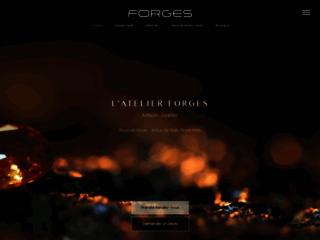 Détails : Forges Joaillerie & Horlogerie - Montres et bijoux de luxe