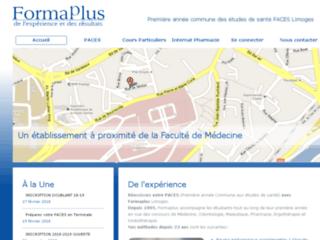 Détails : Concours médecine Limoges