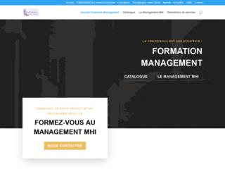 Formation Management Dirigeants, formez-vous pour mieux diriger