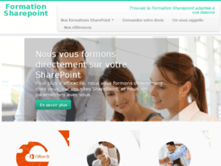 Formation SharePoint et Office 365