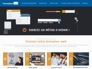 Formations web