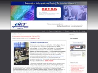 Détails : Formation Informatique Paris