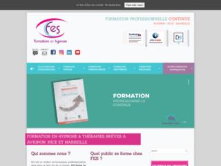 Détails : FES, Formations en Hypnose Ericksonienne et en thérapies brèves en PACA