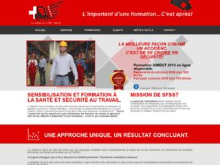 Détails : Formation SST Québec