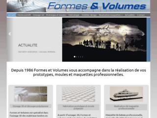 Formes et volumes