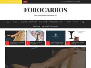 Forocarros