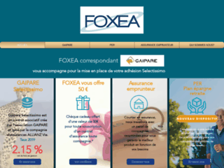 Foxéa Assurance Finance