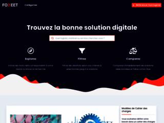 Foxeet - Trouvez le bon prestataire informatique - Gratuit, Rapide et Qualitatif