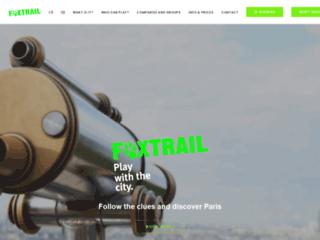 Foxtrail Paris : Un Jeu de Piste en plein air