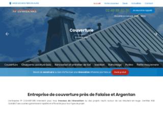 Entreprise de couverture près de Falaise et Argentan