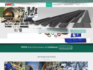 FPPCA - TRANSFORMATION ET FABRICATION DE PIÈCES CA