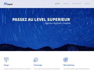 A3 Digital, Agence de communication et marketing