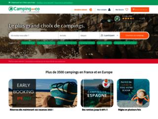 Détails : Camping-and-co, campings en France et en Europe