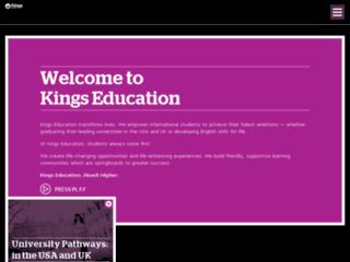 Détails : Kings Colleges - fr.kingscolleges.com