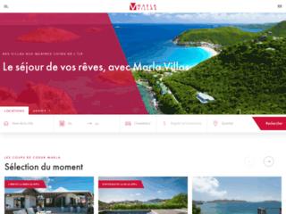 Détails : Marla Villas : locations à Saint-Barthélemy