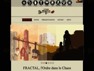 Détails : Fractal - Jeux de Rôle Post-Apocalyptique